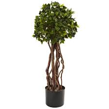 Faux Outdoor Bushes The Best Fake Outdoor Trees