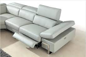 Modern Reclining Leather Sofa Modern Leather Recliner Sofa Leather Power Recliner Sectional Sofa