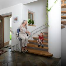 alfa curve stairlift for curved staircases curved stairlift