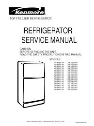 kenmore lg refrigerator service manual sm mfl62078201