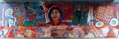 Chicano Park Murals Restoration by Mexican Muralism Urban Innovation Panoramas