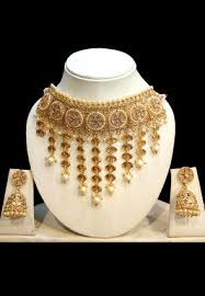 golden jewelry necklace images Buy golden jewelry and gold color jewellery sets online jpg