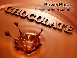 halloween chocolate background chocolate powerpoint templates crystalgraphics