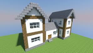 minecraft house templates