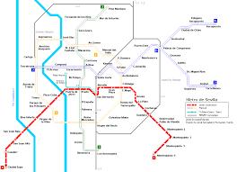 Madrid Subway Map by Spain Subway Map Map Travel Holiday Vacations