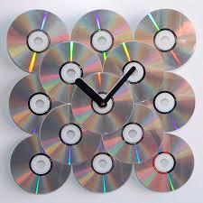 cd into wall clock u2026 livros pinterest wall clocks clocks