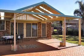 Balcony Awnings Sydney Skillion Gable Patio Awnings Hi Craft