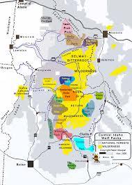 Map Of Boise Idaho Idahowolfmap Nov 2000 Gif