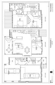Townhome Plans Townhome Plans Chief Architect Home Design Software Samples
