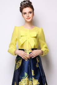 big bow blouse image result for blouse big bow organza my style