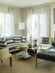 Striped Sofas Living Room Furniture Striped Sofa Transitional Living Room Liz Levin Interiors