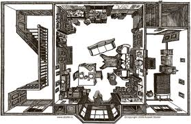 221b baker street floor plan sherlock holmes flat at 221 b baker street illustrations