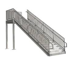 commercial stairs ibc compliant premade staircases bolt together