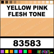 yellow pink flesh tone urban artist oil paints 83583 yellow
