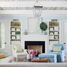 Coastal Living Room Furniture Stylish Florida Beach House Coastal Living