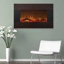 portable electric fireplace indoor junsaus walmart electric
