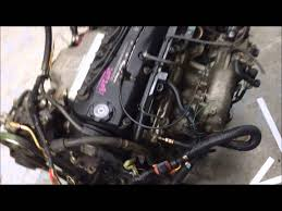 1998 2002 jdm honda accord swap f23a vtec engine at transmission