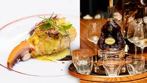 cognac cuisine you must try pairing food with cognac t c ph