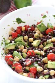fiesta bean salad skinnytaste