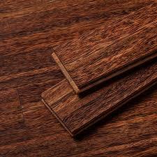 durapalm coconut edge grain prefinished 5 8 palm wood flooring