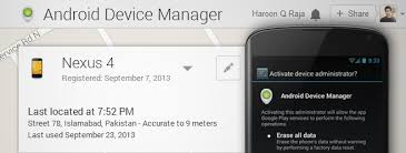 android device manager android device manager remotely ring wipe lock your phone tablet
