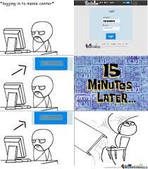 Meme Center Login - log in rage by memetroller26 meme center
