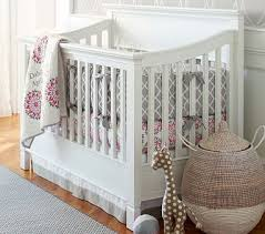 Dahlia Crib Bedding Dahlia Nursery Bedding Set Pbkids Nursery Pinterest Dahlia