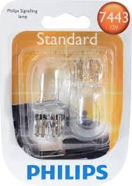 2008 subaru outback brake light bulb philips 7443b2 7443 bulb 2 pack topbulb