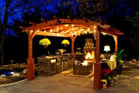 Unique String Lights by Furniture Enchanting Unique Outdoor Lighting Ideas Gazebo Mckay
