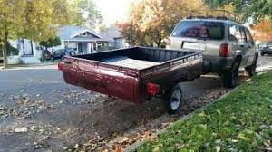 Utility Bed Trailer 8ft By 5ft Truck Bed Utility Trailer Cars U0026 Trucks In Stockton