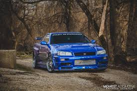 nissan r34 paul walker for paul u2013 ryan u0027s fast and furious nissan skyline