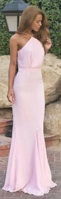 light pink halter dress whatgoesgoodwith com light pink formal dresses 05 cuteoutfits all