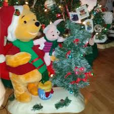 Winnie The Pooh Christmas Tree Decorations Find More Winnie The Pooh And Piglet Moving Animated Christmas