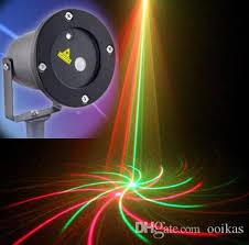 Outdoor Laser Lights Light Outdoor Garden Laser 8in1 Green