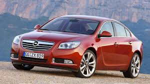 opel red 2009 opel insignia in red front side pose wallpaper