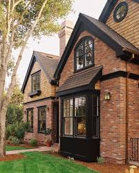 Exterior Paint Color Schemes For Brick Homes - exterior color to complement red orange brick houzz home