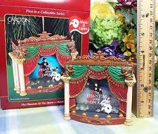 phantom opera musical ornament ebay