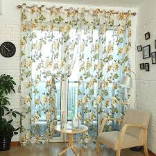 Side Window Curtains Fresh Lovely One Side Retro Window Curtains Door Room Divider