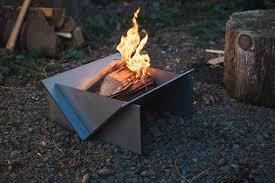 Steel Firepit Firepit