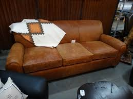 Denver Leather Sofa Leather Sofa This Beautiful Sofa Has A Neutral Color To Coordinate