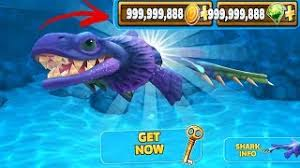 hungry shark evolution hack apk hungry shark evolution mod unlimited money gold v5 2 0
