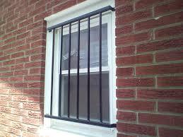 simple basement window security bars basement window security