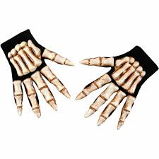 spirit halloween color contacts skeleton hands halloween decoration walmart com