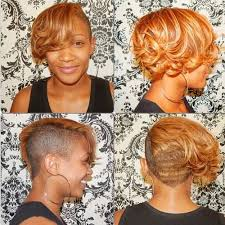 short black hair styles that have been shaved 50 most captivating african american short hairstyles black
