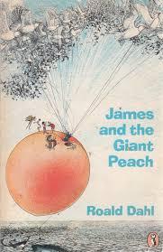 james giant peach by roald dahl abebooks