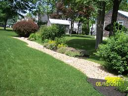 contractor yard drainage solutions madecorative landscapes inc