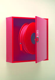 water hose reel wall mount protective cabinet wall mount for fire hose reel macron
