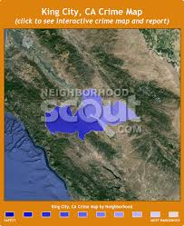 california map king city king city ca crime rates and statistics neighborhoodscout