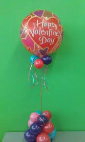 valentines day balloon delivery pin by andon balloons signs on bouquets