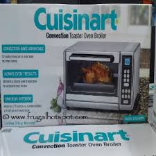 Cuisinart Convection Oven Toaster Broiler Costco Deal Cuisinart Countertop Convection Toaster Oven Broiler